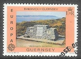 1978 Europa, 5p, Used - Guernsey