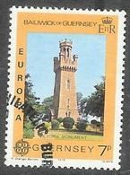 1978 Europa, 7p, Used - Guernsey