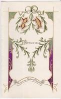 MENU  -  8 MAI 1920 - Menus