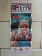 Dossier De Presse Dépliant = Poster Gore - Doggybags - Beware Of Rednecks - Editions Ankama - Label 619 - 24cm X 64cm - Livres, BD, Revues