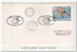 Roemenië 1976, Olympic Games - Winter 1976: Innsbruck