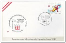 Oostenrijk 1976, Olympic Games - Winter 1976: Innsbruck