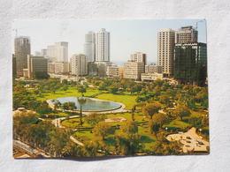 United Arab Emirates Abu Dhabi Park View    A 191 - Verenigde Arabische Emiraten
