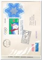 Hongarije 1976, Olympic Games - Winter 1976: Innsbruck