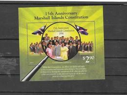 MARSHALL Nº HB 16 - Islas Marshall