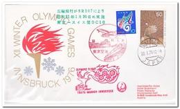 Japan 1976, Olympic Games - Winter 1976: Innsbruck