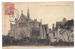 Saint-herblain , L'église - Saint Herblain