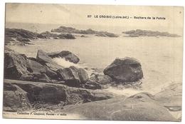 Le Croisic , Rochers De La Pointe - Saint Herblain