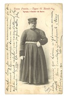 Carte Postale Ancienne Russie Types De Russie - Cocher De Fiacre - Russie