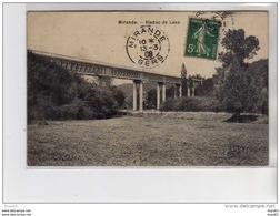 MIRANDE - Viaduc De Laas - Très Bon état - Mirande
