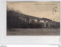 MIRANDE - Le Viaduc De Laas - Très Bon état - Mirande