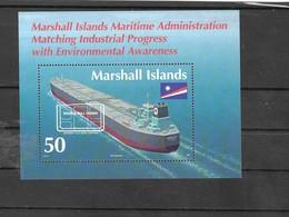 MARSHALL Nº HB 14 - Bateaux