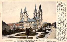 Roermond - Munsterkerk (gekleurd 1903) - Roermond