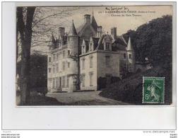 SAINT GERMAIN SUR VIENNE - Château Du Petit Thouars - Très Bon état - France