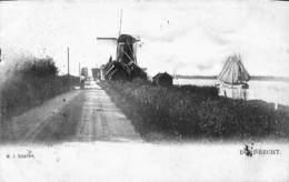 Dordrecht - Molen (W J Schaffers, 1902) - Dordrecht