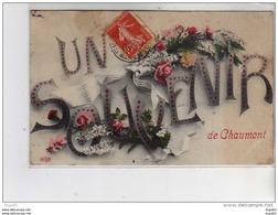 Un Souvenir De CHAUMONT - Très Bon état - Chaumont