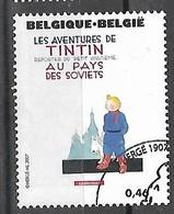 OCB Nr 3636 Strip BD Comic Cartoon Hergé Tintin Kuifje Tim - Oblitérés