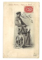 Carte Postale Ancienne Russie  - Types De Russie 10. - Russie