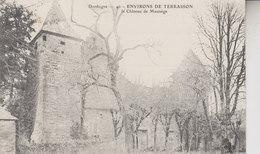ENVIRONS DE TERRASSON LE CHATEAU DU MAUNEGE - France