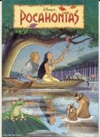 CARTOLINA DISNEY POCAHONTAS - Disney