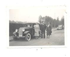 Photo (+/- 6 X 9 Cm ) Automobile, Oldtimer, Limousine, Voiture, Auto,... - Marque FN (van) - Cars