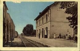 36 POULIGNY-St-PIERRE / LA GARE  / A 446 - Other Municipalities