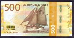 Norway 500 Kroner 2018 UNC P- 56 - Noorwegen