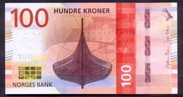 Norway 100 Kroner 2016 UNC P- 54 - Noorwegen
