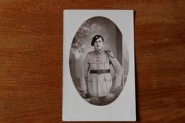 Carte Photo Regiment De Char De Combat 504 RCC   Insigne - Guerra, Militares