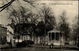 70786840 Liege Luettich Liege Kiosque Boulevard D'Avroy X Liege - Other