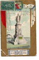 SOUVENIR OFFICIEL DES FETES DU IIIe CENTENAIRE DE QUEBEC. 1608-1908. - Ohne Zuordnung