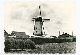 D068 - Dirksland Molen De Eendracht - Molen - Moulin - Mill - Mühle - Nederland