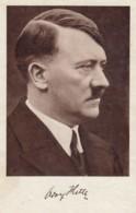Deutsches Reich Postkarte Propaganda 1938 Bild Hitler - Deutschland