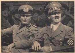 Deutsches Reich Postkarte Propaganda 1941 Bild Hitler - Germany