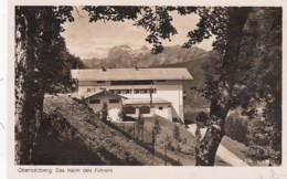 Deutsches Reich Postkarte Propaganda 1937 Berchtesgaden - Deutschland