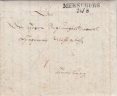 Deutschland Brief 1829 - Allemagne