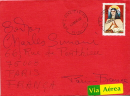 Postal History Cover: Brazil Stamps On Cover - Brazil