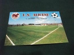 STADIO ESTADIO STADIUM STADE  STADIO COMUNALE L. SALUSSOLIA E G. RAVETTO U.S. ALICESE VICENZA - Stadi