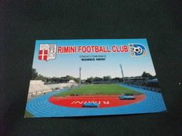 STADIO ESTADIO STADIUM STADE  STADIO COMUNALE ROMEO NERI RIMINI FOOTBALL CLUB SERIE D EMILIA ROMAGNA - Stadiums