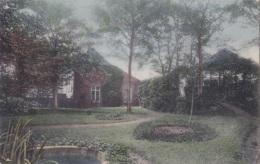 Mons Collège St-Stanilas Jardin De L'Externat Circulée En 1912 - Mons
