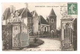 Boissy Maugis - Chateau De Perrigues - Autres Communes