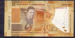 South Africa 20 Rand 2018 UNC P- 144 Commemorative Nelson Mandela - Zuid-Afrika