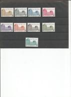 Sp 407 ==> 415 ** Postfris Zonder Scharnier - 1952-....