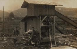 CPHOTO EMPOSIEUX   @ TOURBIERES 1918 @ - France
