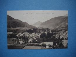 ARREAU  -  65  -  Vue D'ensemble Prise Du Calvaire  -  Hautes Pyrénées - Sonstige Gemeinden