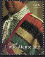 Portugal 2016 Oblitéré Used Coro Cante Alentejano Chorale SU - 1910-... République