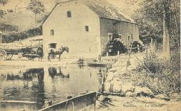 NOISEUX : Le Moulin - TRES RARE CPA - Somme-Leuze
