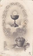 SANTINO - LA PRIMA SANTA MESSA - DON GIUSEPPE DATI - CAMAIORE 19 SETTEMBRE 1943 - Devotion Images