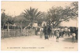 SIDI FERRUCH- RESTAURANT HOURCADETTE - Algérie - +Un Beau Cachet Au Dos De La Carte. Vendu Selon Son état. - Autres Villes
