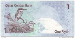 QATAR P. 28 1 R 2008 UNC (2 Billets) - Qatar